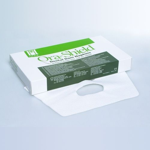 Hygenic Ora-Shield Dental Dam Servietten