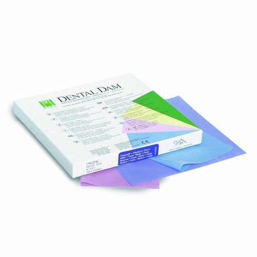 Hygenic Fiesta Dental Dam