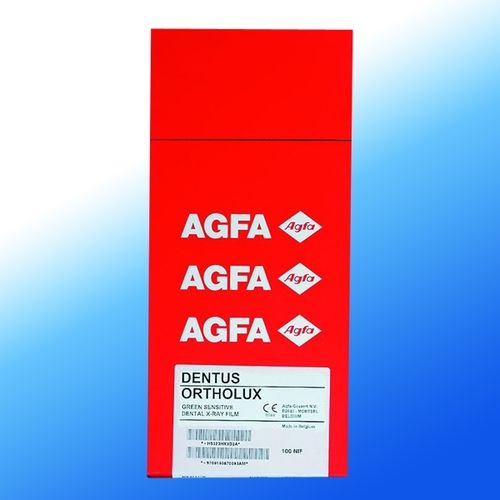 Agfa Dentus Ortholux - 12,7 x 30,5 cm