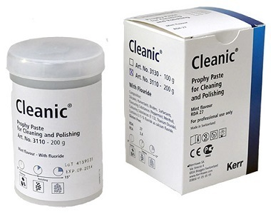 Cleanic Prophylaxe Paste - Patrone 200g